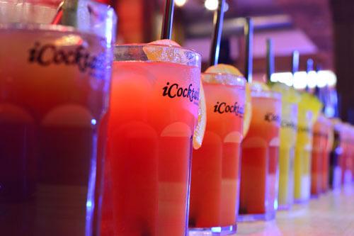 Cocktails für Party - Beispiele