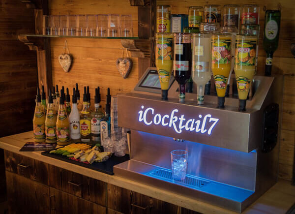 cocktailmaschine ausleihen rosenheim